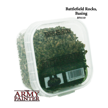 The Army Painter - Battlefield Rocks – Basing (Cork Chips)