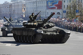Trumpeter 1/35 Scale - Russian T-72B3 MBT