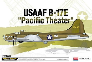 "Academy 1/72 Scale - USAAF B-17E ""Pacific Theater"""