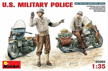 MiniArt 1/35 Scale - US Military Police