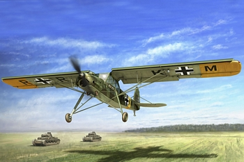 HobbyBoss 1/35 Scale - Fieseler Fi-156 A-0/C-1 Storch