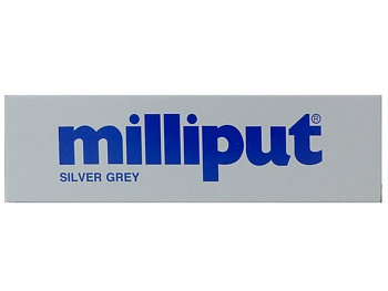 Milliput Silver Grey two part Epoxy Putty 113g