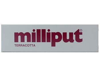 Milliput Terracotta two part Epoxy Putty 113g