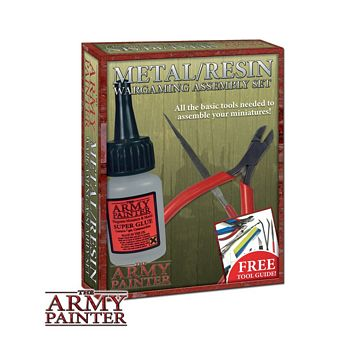 The Army Painter Metal / Resin Assembly Set
