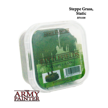 The Army Painter - Battlefields Steppe Static Grass