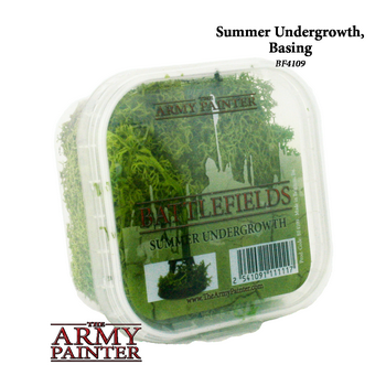 The Army Painter - Battlefields Summer Undergrowth – Basing