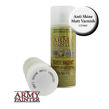 Colour Primer - Anti-Shine Matt Varnish