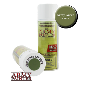 Colour Primer – Army Green
