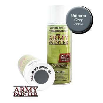 Colour Primer – Uniform Grey