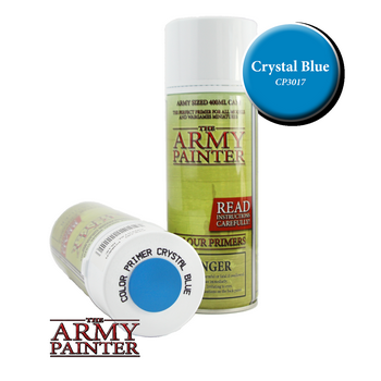 Colour Primer – Crystal Blue