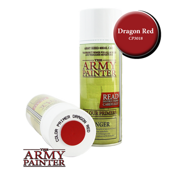 Colour Primer – Dragon Red