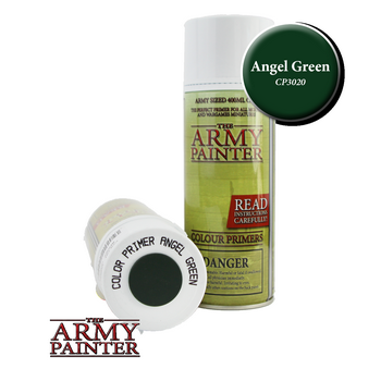 Colour Primer – Angel Green