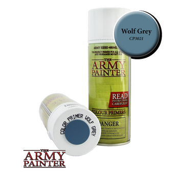 Colour Primer – Wolf Grey