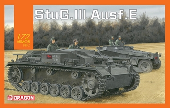 Dragon 1/72 Scale - StuG.III Ausf.E