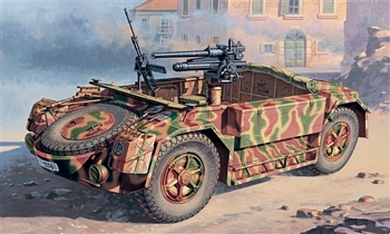 Italeri 1/72 Scale - ABM 42 with 47/32 AT Gun
