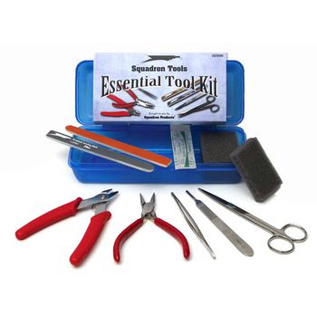 Squadron Tools Essential Tool Kit