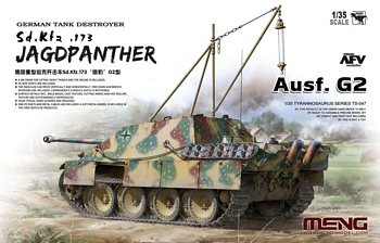 Meng 1/35 Scale - Sd.Kfz.173 Jagdpanther Ausf.G2