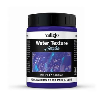 Vallejo Water Texture 26203 Pacific Blue