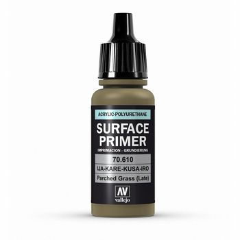 Vallejo Surface Primer  – 70610 Parched Grass
