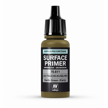 Vallejo Surface Primer  – 70611 Earth Green (Early)
