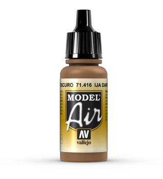 416 IJA Dark Beige - Model Air