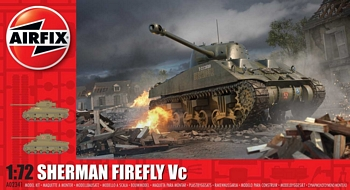 Airfix 1/72 Scale - Sherman Firefly Vc
