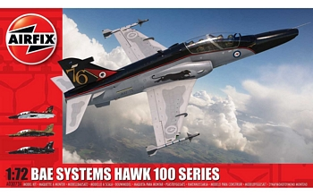 Airfix 1/72 Scale - BAE Systems Hawk 100 Series