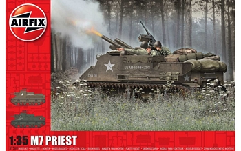 Airfix 1/35 Scale - M7 Priest