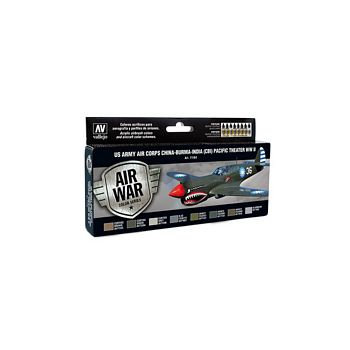Model Air US Army Air Corps (CBI) WWII