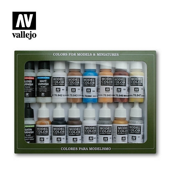 Model Color Folkstone Specialist Paint Set