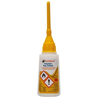 Humbrol Precision Poly Cement 20ml