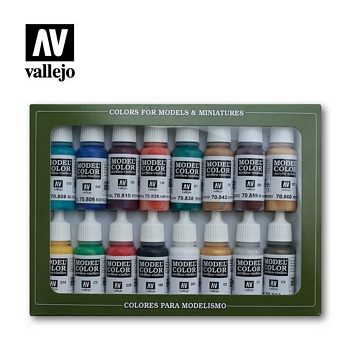 Model Color Medieval Colors Paint Set