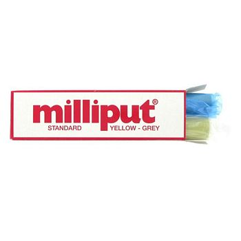 Milliput Standard two part Epoxy Putty 113g