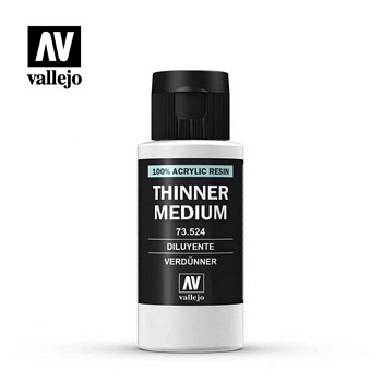 Thinner Medium 60ml
