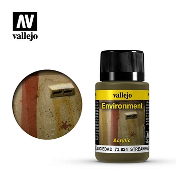 Vallejo Weathering Effects - Streaking Grime 40ml