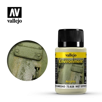 Vallejo Weathering Effects - Wet Effects 40ml